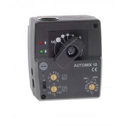 Régulateur AUTOMIX 10 sur température extérieure modèle compact
