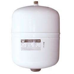 Vase expansion suspendus 12 à 24 litres pour chauffage solaire