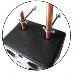 kit de pose sans collecteur pour chaudière modulaires KDC25
