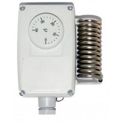 Thermostats sonde extérieure étanches pour locaux humides