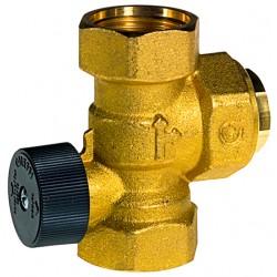 Clapet CAL antithermosiphon pour montage en ligne ou d'équerre