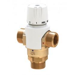Mitigeur MTB20 thermostatique avec sécurité anti brûlure Mâle
