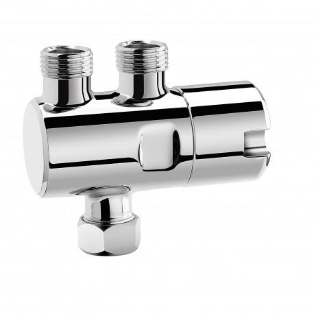 Mitigeurs thermostatiques de sécurité sous lavabo version standard