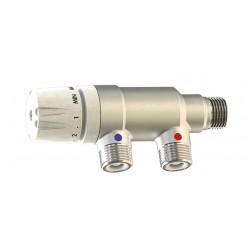 Mitigeurs thermostatiques MT100 de sécurité pour points de puisage
