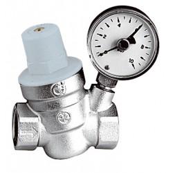 Réducteur stabilisateur de pression FF avec manomètre
