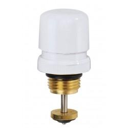 Robinet de coupure thermostatique pour collecteur STC
