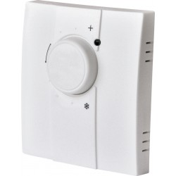 Thermostat d'ambiance analogique filaire IP20 230V AC 50hz