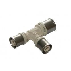 Raccord Té réduit en PPSU à sertir type radial pour tube multicouche