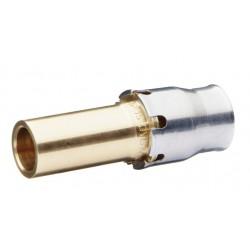 Raccord Adaptateur cuivre Alpex Plus pour tubes multicouches Ø26 x Ø22 cuivre