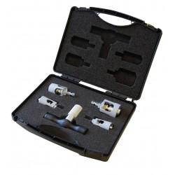 Coffret d'outils de calibrage pour tube multicouches