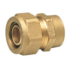 Raccord Femelle à compression gros diamètres pour tube PER ou PB
