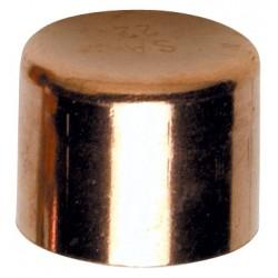 Bouchon cuivre femelle à souder