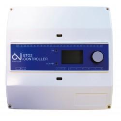 Thermostat avec capteur THS pour protection de rampes, de dalles, de routes
