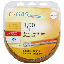 Flexibles Gaz Butane - Propane sans date de péremption