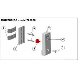 Kits de fixation pour répartiteur de chaleur - monitor
