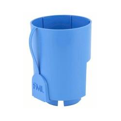 Bague de centrage PEHD pour robinets de prise en charge