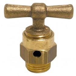 Purge laiton pour vanne à sphère à purge