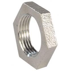 Raccord écrou hexagonal acier inox ASTM A351 CF8M