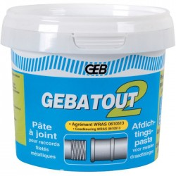 Pâte Gebatout 2 pot
