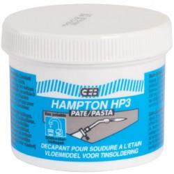 Gel décapant pour soudure à l'étain HAMPTON HP3 150ml