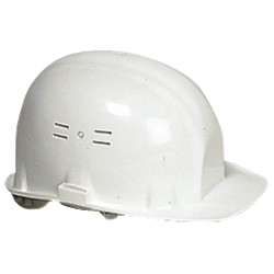 Casque de chantier EURO PROTECTION blanc