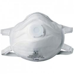 Masque coque avec valve FFP3 SL boîte de 5
