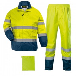 Ensemble de pluie HI-WAY YELLOW
