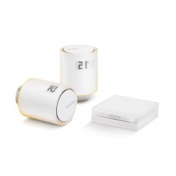 Starter pack NETATMO pour chauffage collectif