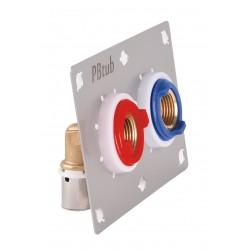 """Système de fixation pour tube Multicouches """"SERTIFIX"""" entraxe 150mm F1/2"""""""