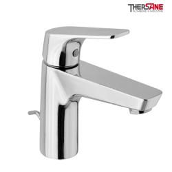 Mitigeur chromé lavabo THEWA WPL17 série WATA Plus