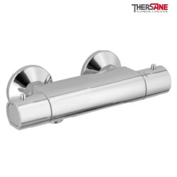 Mitigeur douche thermostatique chromé THEWA JO74155CR
