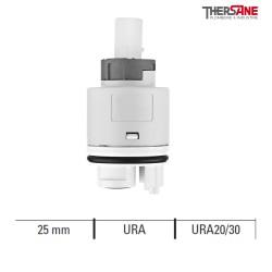 Cartouche céramique 25mm URA20/30