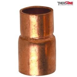 Réduction cuivre FF femelle - femelle à souder 5240