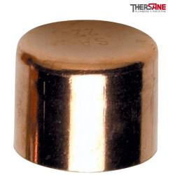 Bouchon cuivre femelle à souder 5301