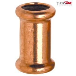 Raccord cuivre à sertir manchon 6270 FF