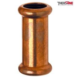 Raccord cuivre à sertir manchon long 6270S FF