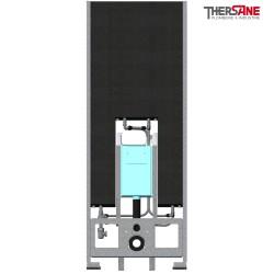 Base Twido® T4-102W pour bâti support Geberit