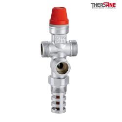 Soupapes de sûreté thermiques ST544501