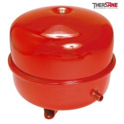 Vase d'expansion fermé cylindrique standard sur pied capacité 35 à 80 litres