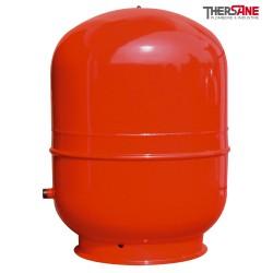 Vase d'expansion fermé cylindrique standard sur socle capacité 80 à 1000 litres