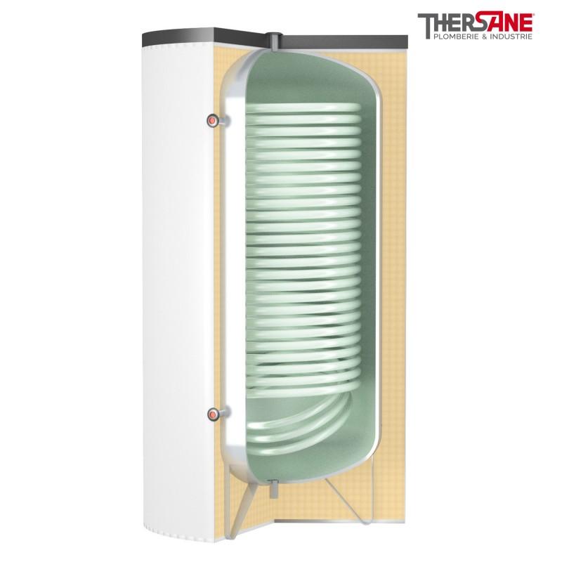 ballon tampon eau chaude sanitaire xl pour pac. Black Bedroom Furniture Sets. Home Design Ideas