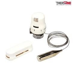 Têtes thermostatiques avec sonde