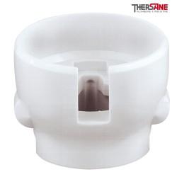 Coque de protection type Europe pour têtes thermostatiques