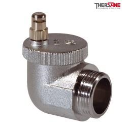 Purgeur de radiateur automatique laiton chromé AERCAL