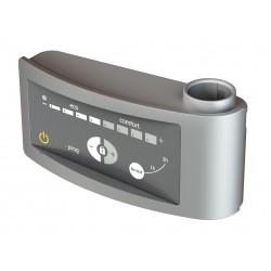 Kit mixte pour sèche-serviettes standard boîtier digital
