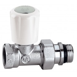 Corps thermostatisable droit