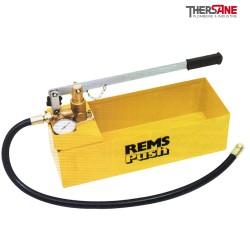 Pompe d'épreuve manuelle REMS Push