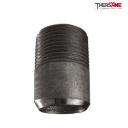 Demi mamelon bobine 50mm en acier Mâle type 530 A