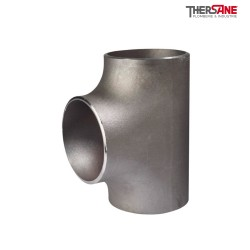 Té égal acier S235 sans soudure (T10) à souder