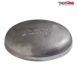Fond bombé acier noir S235 sans soudure (T10)